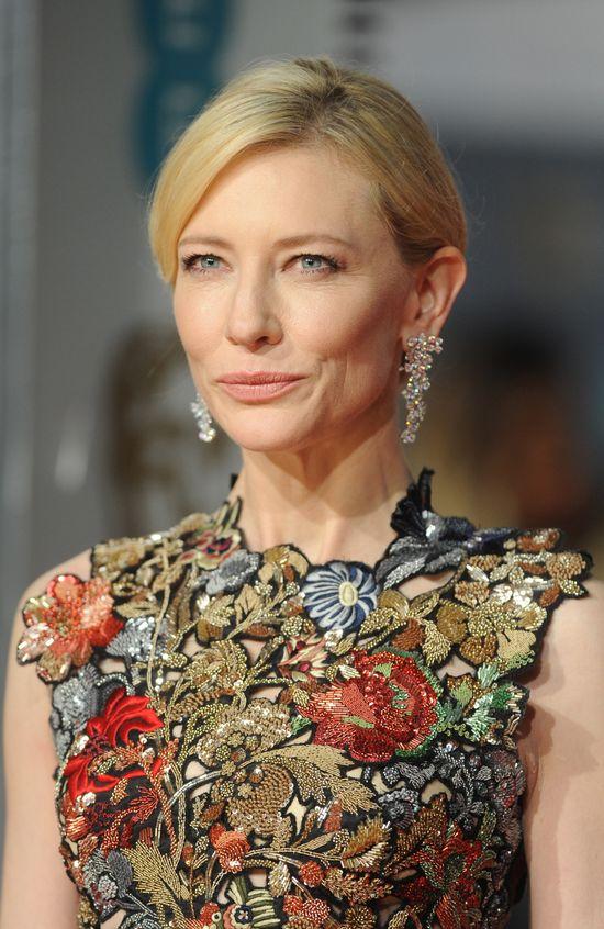 Cate Blanchett w najpiękniejszej sukni rozdania BAFTA 2016?