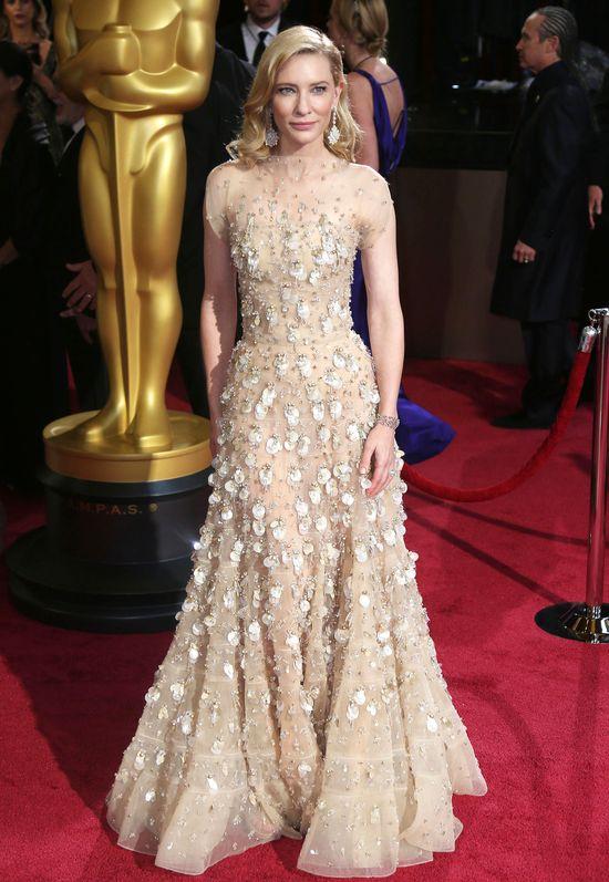 Oscary 2014 - Cate Blanchett