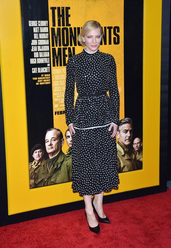 Cate Blanchett nie trafiła ze strojem? (SONDA)