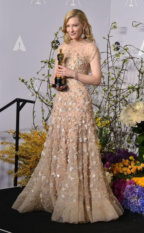 Najdroższe kreacje gali Oscary 2014 (FOTO)