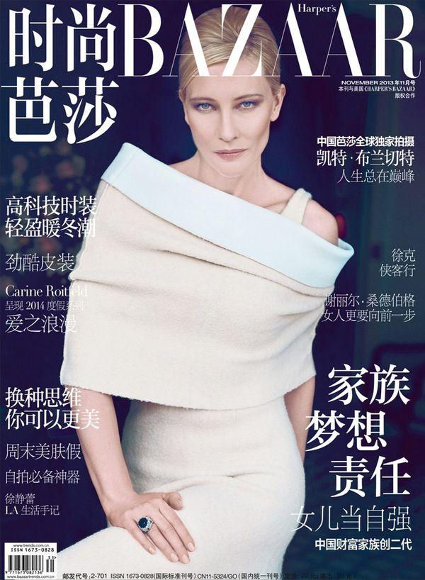 Jessica Chastain vs Cate Blanchett