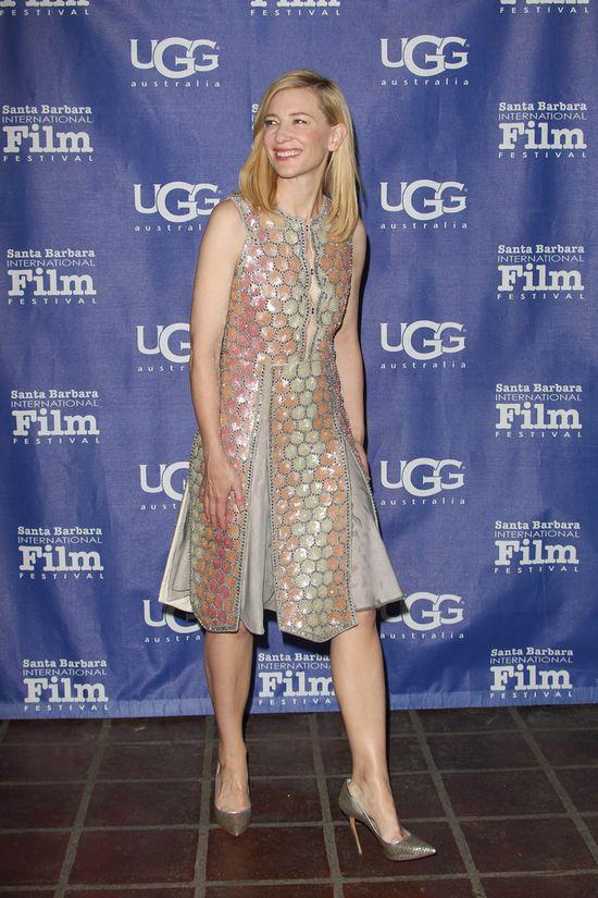 Cate Blanchett w Maison Martin Margiela (FOTO)