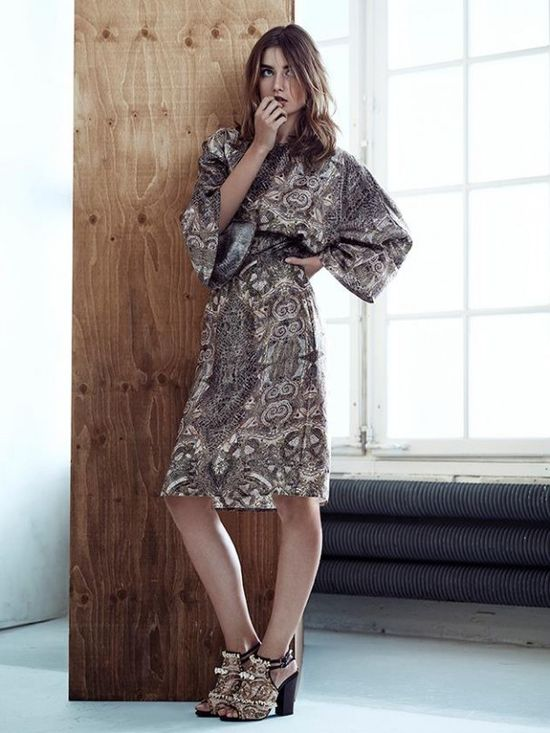 Kolekcja H&M Conscious Exclusive na wiosnę 2014