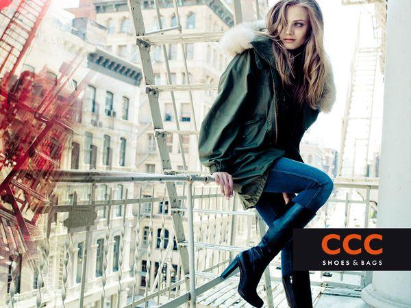 Ania Jagodzińska w kampanii CCC (FOTO)