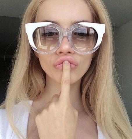 Joanna Kuchta na Instagramie - oto najpularniejsza Polka w sieci!