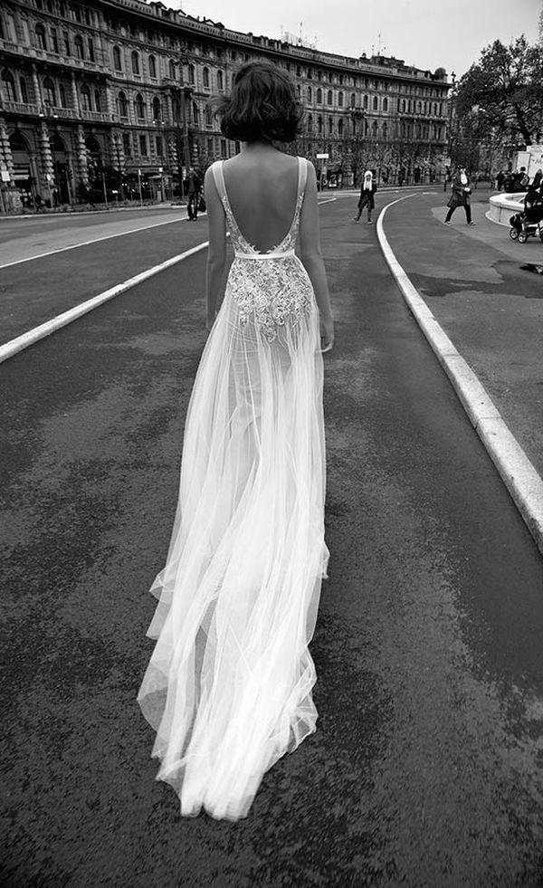 Przepiękne suknie ślubne od Liz Matrinez - F/W 2015