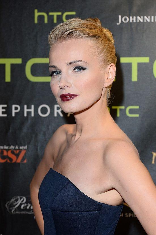 Mocny makijaż Agnieszki Cegielskiej (FOTO)