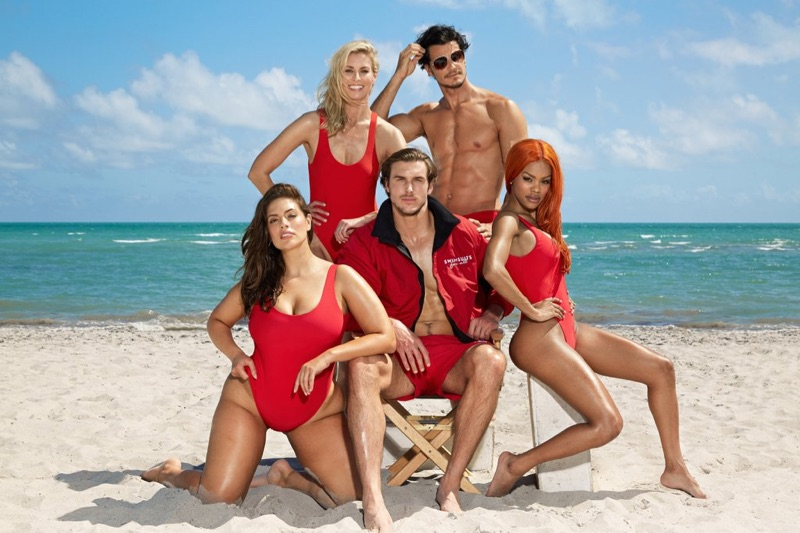 Cellulit i fałdki w kampanii kostiumów kąpielowych bez retuszu! (FOTO)
