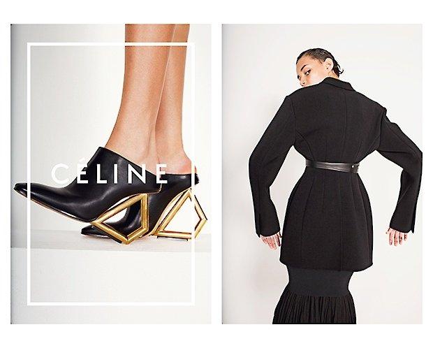 Artystyczna kampania Celine - wiosna-lato 2014 (FOTO)