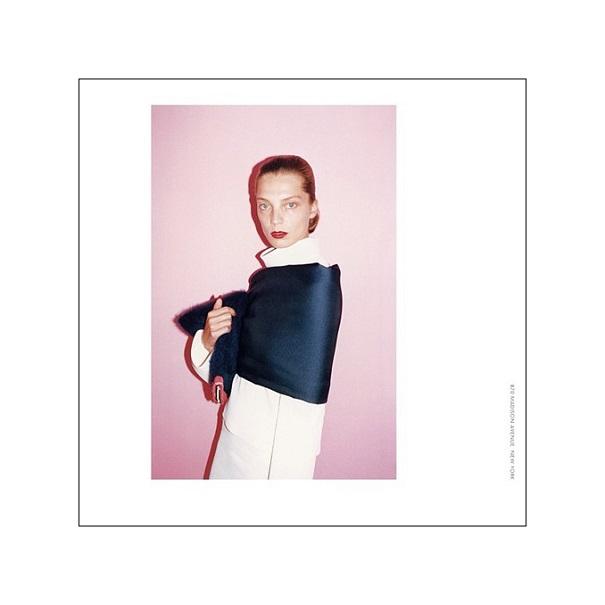 Daria Werbowy ponownie w kampanii Céline jesień-zima 2013/14