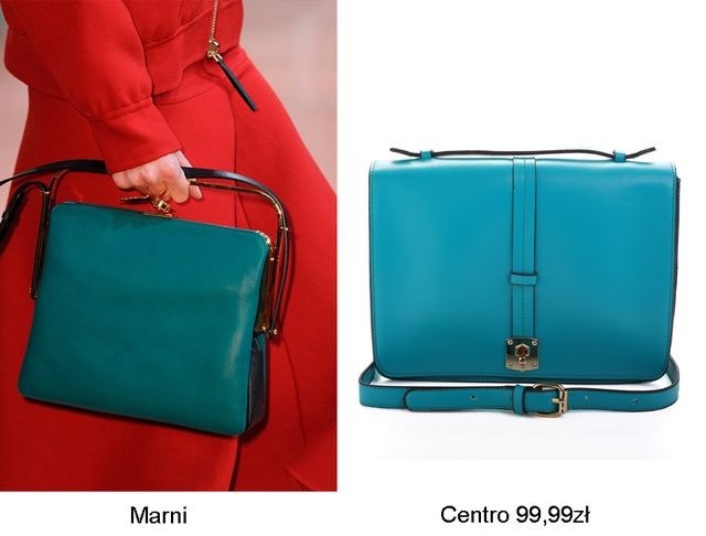 Minimalistyczne dodatki Centro inspirowane modą z wybiegów