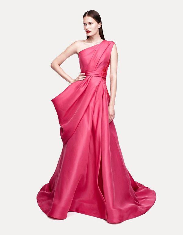 Monique Lhuillier - kolekcje sukien resort 2015