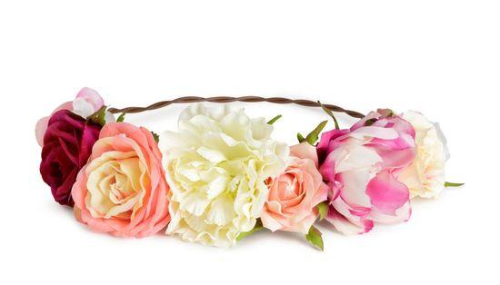 Opaski z kwiatami - przegląd sieciówek