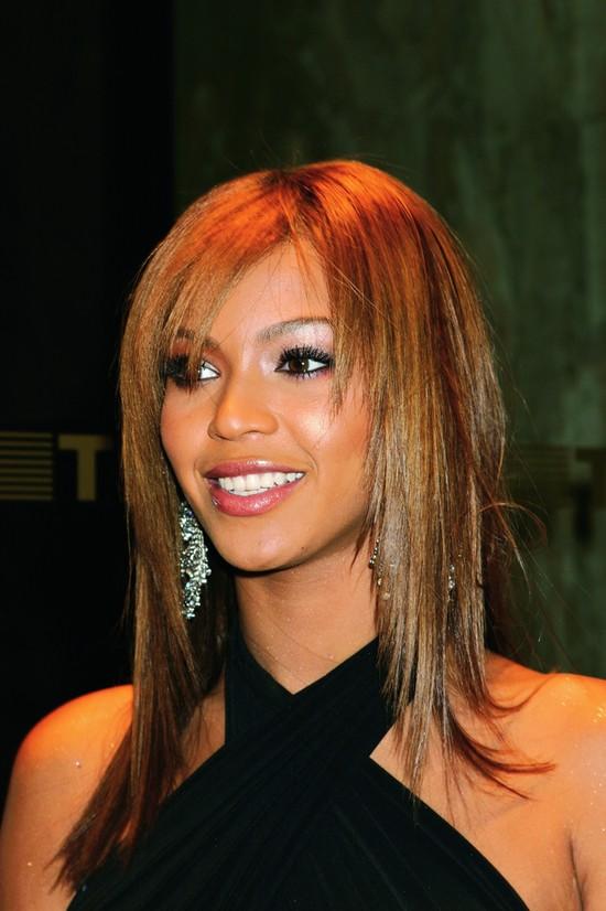 Beyonce w grzywce (FOTO)