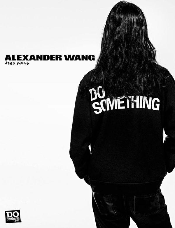 Masa gwiazd w charytatywnej kampanii Alexandra Wanga