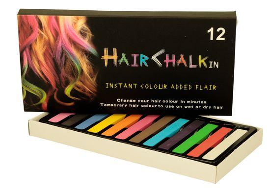 Fryzurowe, wakacyjne szaleństwo - kolorowe włosy!