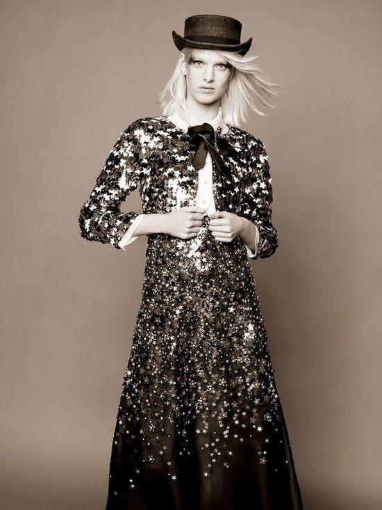 Pierwsze zwiastuny kowbojskiej kolekcji Chanel (FOTO)