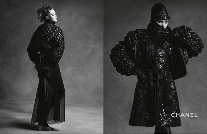 Chanel zachwyca nową jesienno-zimową kampanią (FOTO)