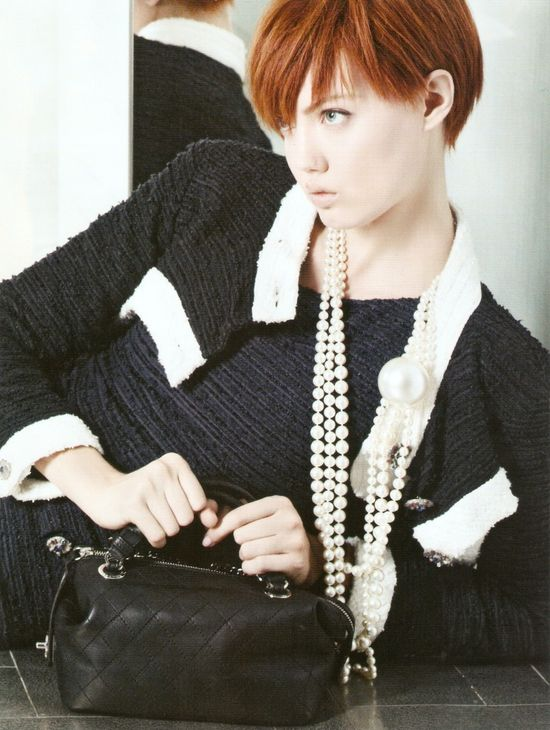 Pierwsze zapowiedzi wiosenno-letniej kampanii Chanel (FOTO)