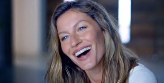 Gisele Bundchen w filmie Chanel No. 5! (VIDEO)