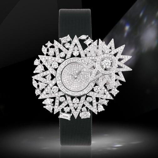 Kolekcja zegarków od Chanel