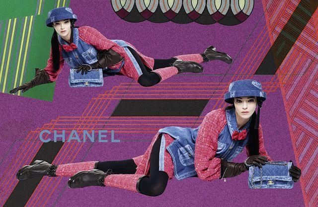 Inna niż wszystkie, czyli najnowsza kampania reklamowa Chanel