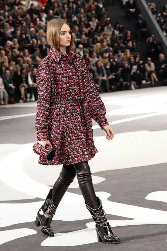 Chanel jesień/zima 2013