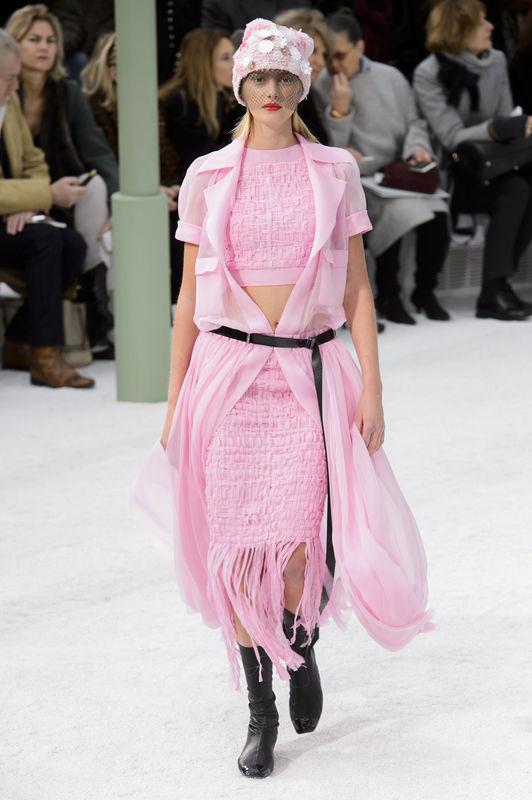 Absolutnie powalająca kolekcja Chanel Haute Couture