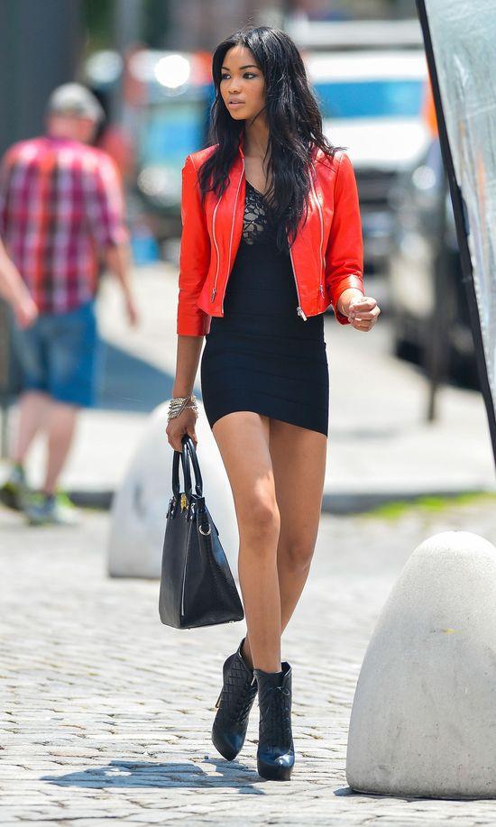 Najnowsza sesja zdjęciowa Chanel Iman