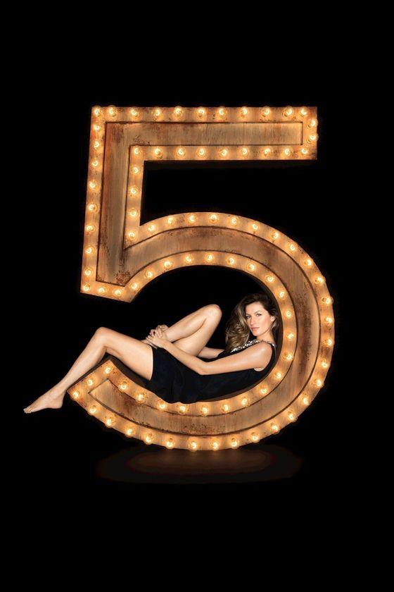 Gisele Bundchen w filmie Chanel No. 5! (VIDEO)