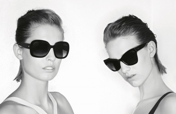 Chanel Eyewear Prestige kampania jesień 2013