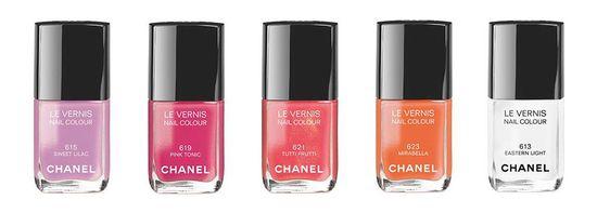 Wiosenno-letnie nowości od Chanel! (FOTO)