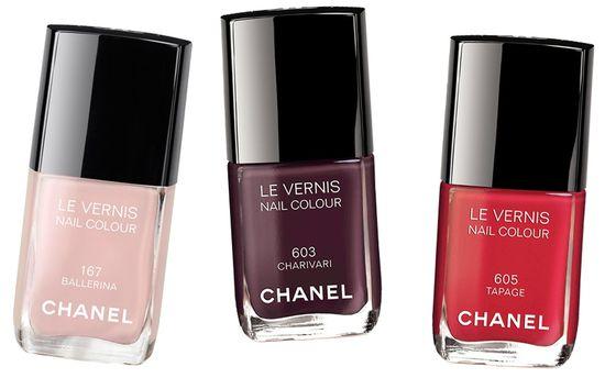 Wiosenna kolekcja kosmetyków do makijażu od Chanel