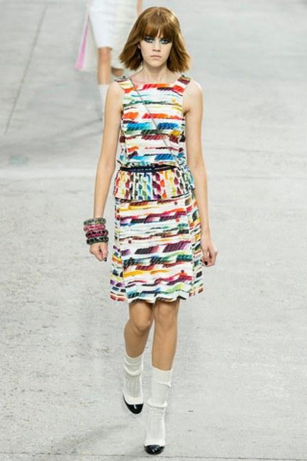 Keira Knightley cała w Chanel na okładkach Harper's Bazaar