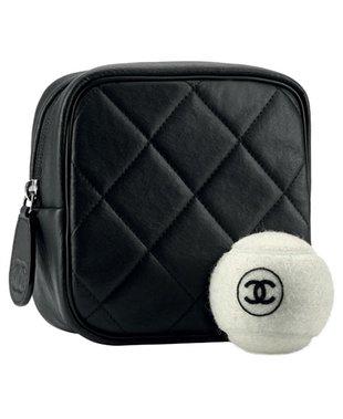 Tenisowe piłki od Chanel (FOTO)