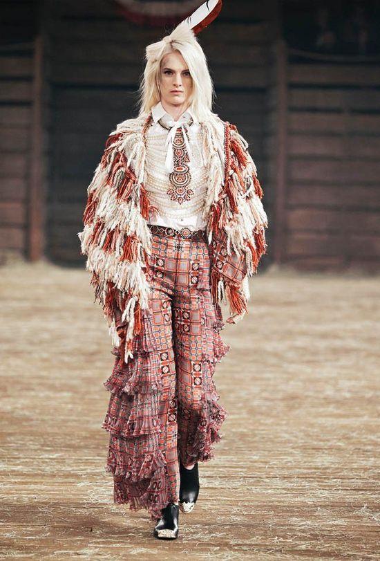 Nowa kolekcja Chanel - Paris-Dallas (FOTO)