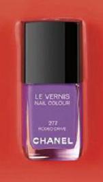 Limitowana kolekcja lakierów Chanel