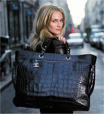 Diane Kruger nową twarzą Chanel Beauty