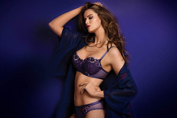 Seksowna kampania bielizny Chantelle