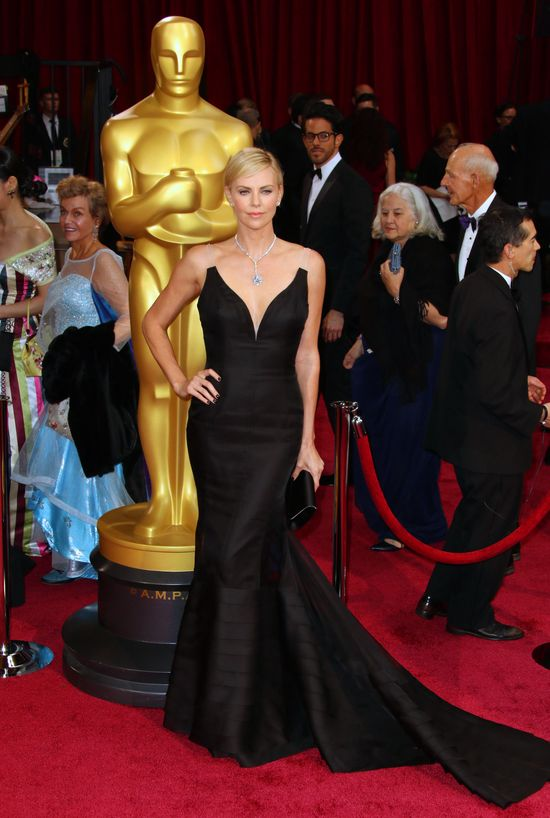 Oscary 2014 - Charlize Theron