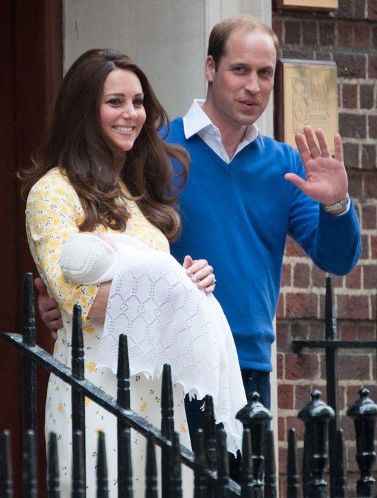Księżniczka Charlotte kończy rok! Zobaczcie nowe zdjecia małej
