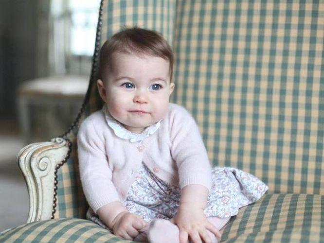 Sukieneczka księżniczki Charlotte stała się HITEM