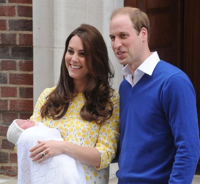 Księżniczka Charlotte miała czapeczkę tył do przodu