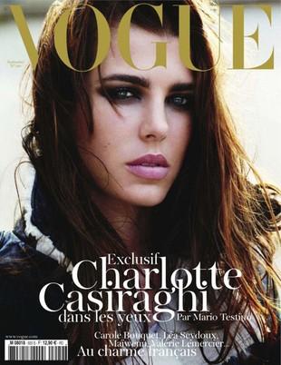 Charlotte Casiraghi nową twarzą Gucci