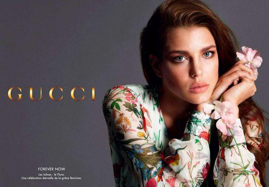 Księżniczka Charlotte Casiraghi została twarzą Gucci!