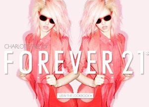 Charlotte Free dla Forever 21 (FOTO+VIDEO)