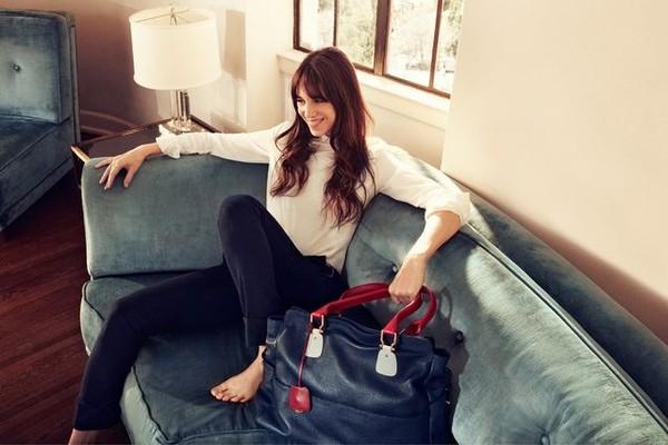 Charlotte Gainsbourg w kampanii Tommy Hilfiger