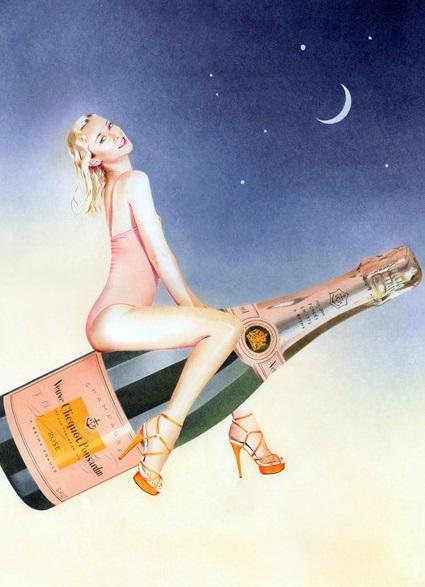 Limitowana kolekcja Charlotte Olympia - Veuve Clicquot