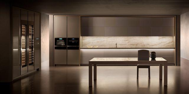 Co powiecie na kuchnię zaprojektowaną przez... Armaniego?