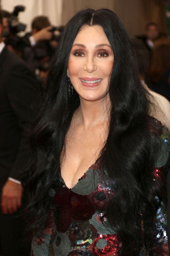 Cher nową twarzą kampanii Marca Jacobsa (FOTO)